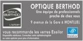 OPTQUE BERTHOD MONTLUEL